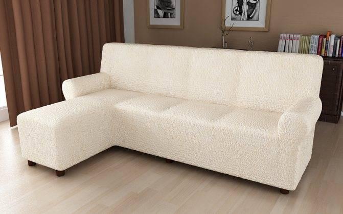 Чехлы на мягкую мебель: какими бывают и как выбрать?