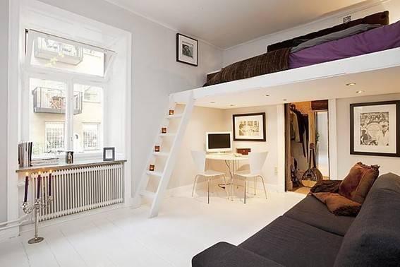 Как визуально увеличить высоту потолка: 25 способов зрительно поднять низкий потолок