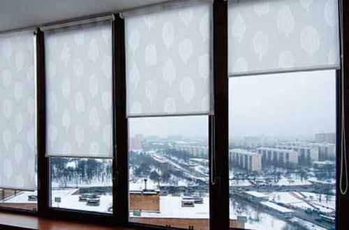 Жалюзи на пластиковые окна без сверления рулонные плиссе фото крипления