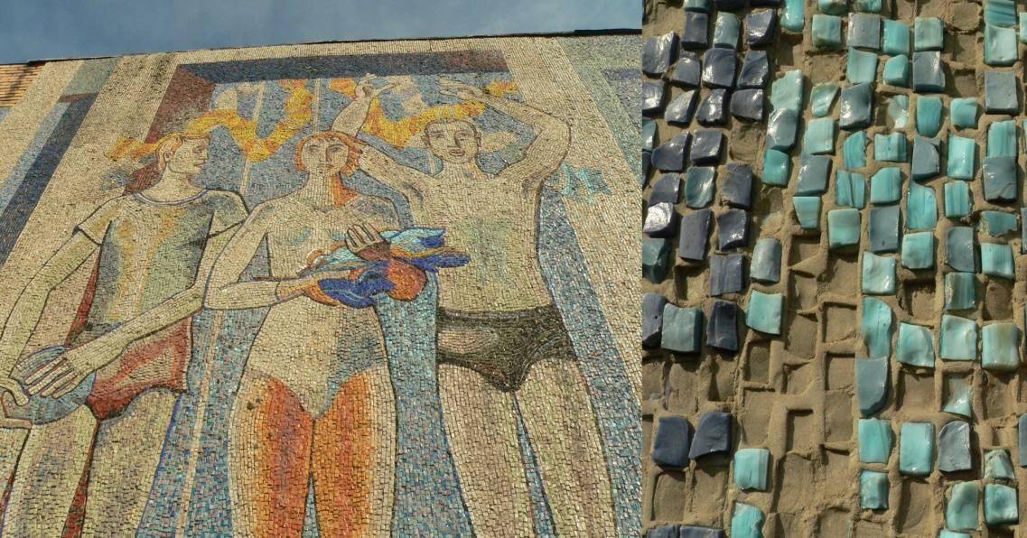 Мозаика из смальты: применение в оформлении интерьера