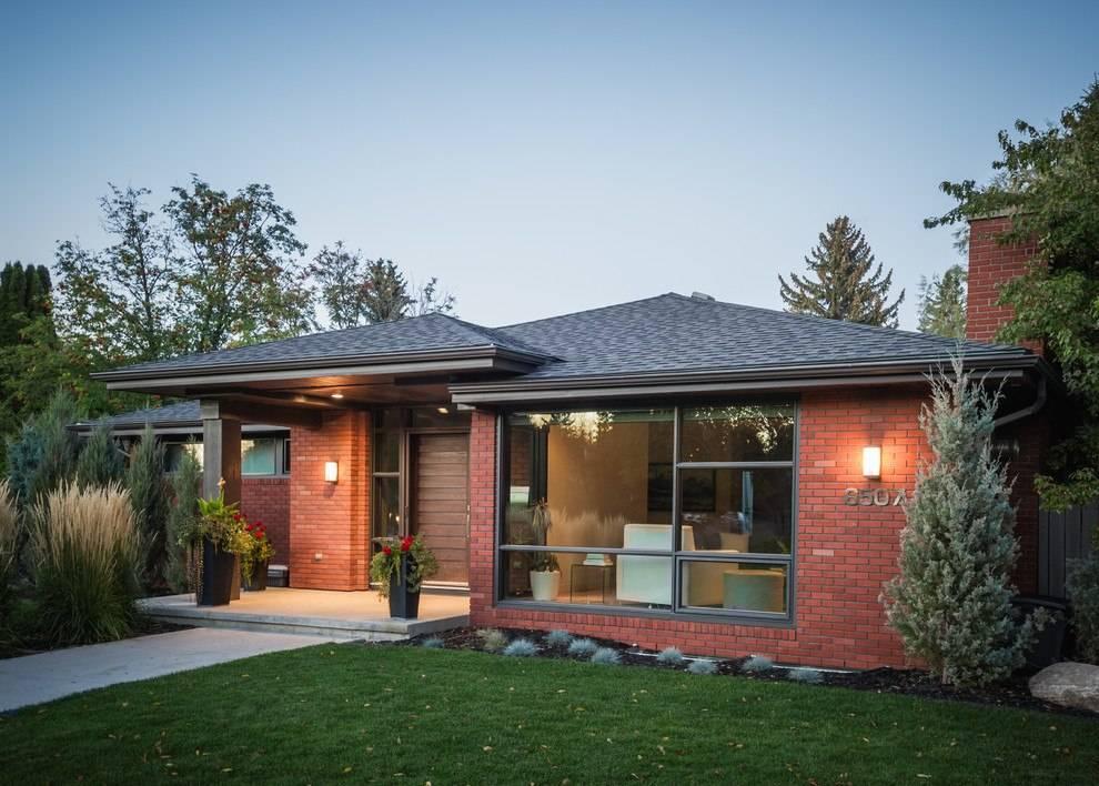 Маленькие дома для постоянного проживания ✅фото, проекты 2019