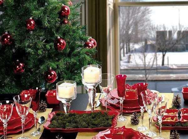 Готовим праздничный стол 2021-2022: красивая праздничная сервировка стола - лучшие фото идеи