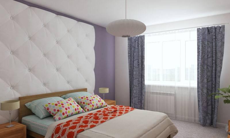 Мягкие стеновые панели для спальни: 5 преимуществ использования