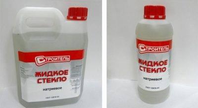 Область применения и методы использования жидкого стекла