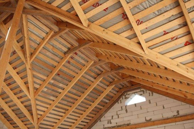 Крыша своими руками - 110 фото строительства крыши для частного дома и дачи