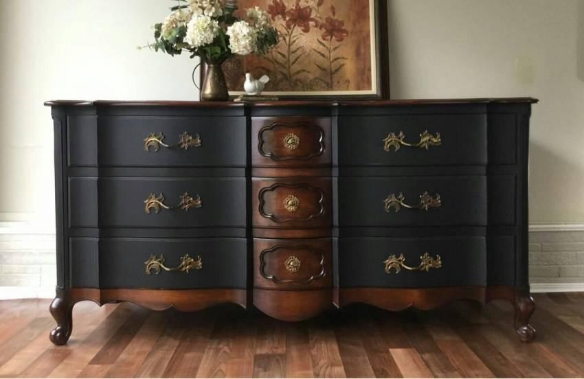 Как реставрировать старую мебель своими руками: фото идеи и пошаговые инструкции для реставрации в домашних условиях