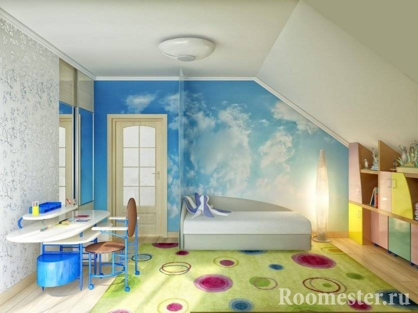 Квартира с мансардой: плюсы и минусы