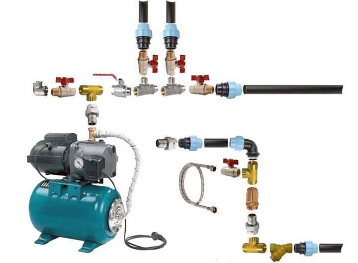 Эжектор для насосной станции: принцип работы, устройство, правила установки