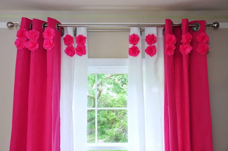 10 идей декорирования штор - сам себе мастер - медиаплатформа миртесен