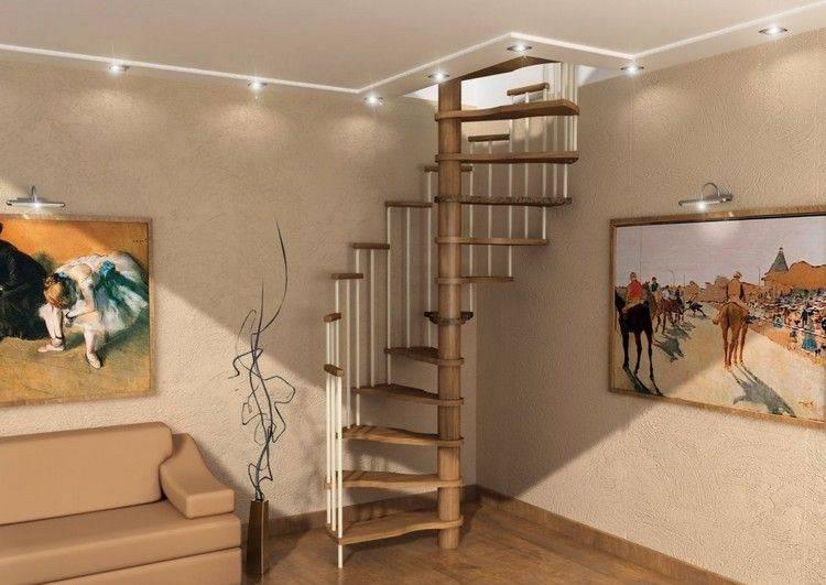 Лестница своими руками на мансарду – установка стационарной конструкции