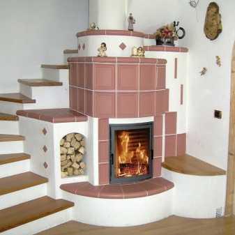 Домик с камином (30 фото): камин в небольшом дачном домике на двоих