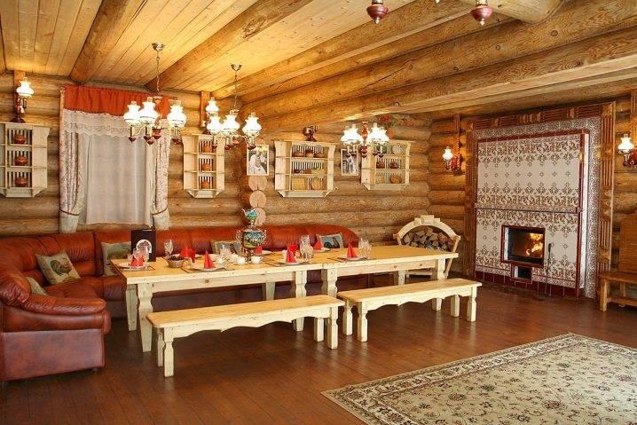 Деревянные дома в русском стиле и стиле «русский модерн». проекты русских рубленных теремов от гк «городлес»