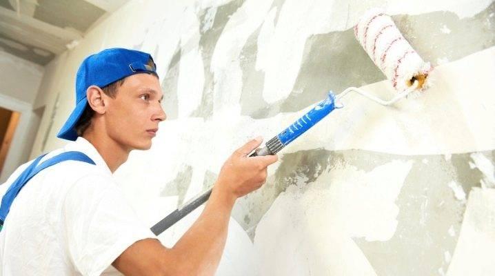 Грунтовка стен перед шпаклевкой: как и зачем это делать?