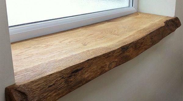 Подоконник на балконе своими руками: какой выбрать - пластиковый или деревянный, как сделать самостоятельно вынос, в том числе из пвх, этапы установки на лоджии