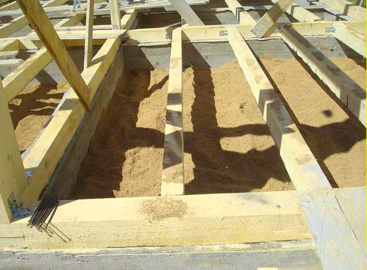 Фундамент своими руками для каркасного дома: лучший вариант