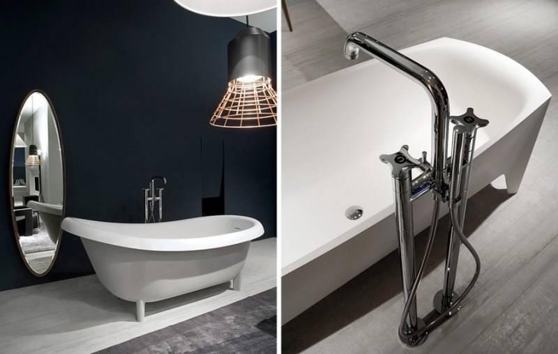 Смесители для ванной – какой выбрать? пошаговая инструкция от профи! (60 фото-новинок)