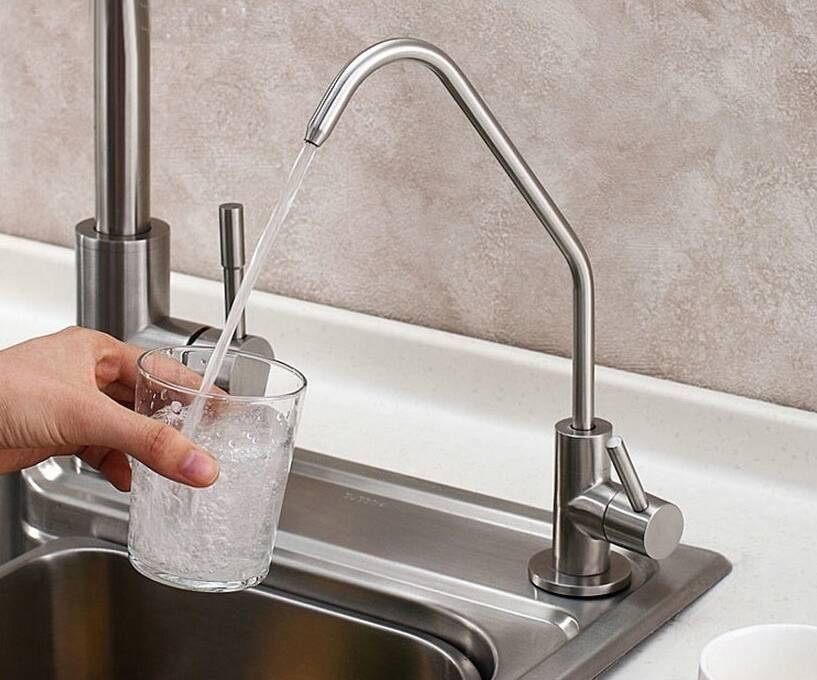 Краны для фильтров питьевой воды: подключение и установка устройства для системы очистки, их конструкция, а также обзор производителей и цена