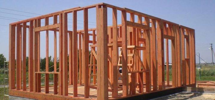 Видео — Опыт постройки бюджетного каркасного дома 6 на 6