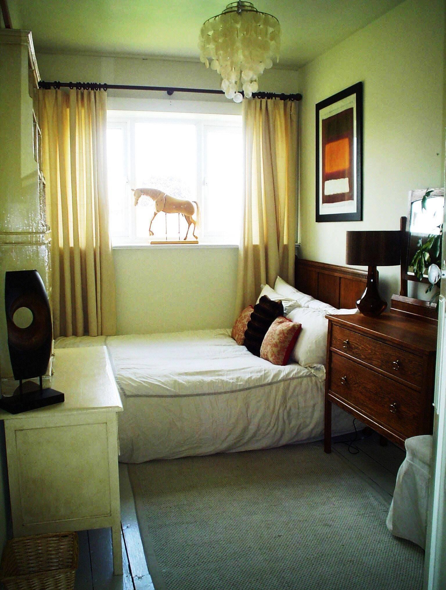 Обустраиваем маленькую спальню по фен-шуй: секреты энергии