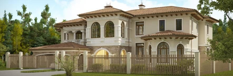 Средиземноморский стиль в интерьере и экстерьере дома