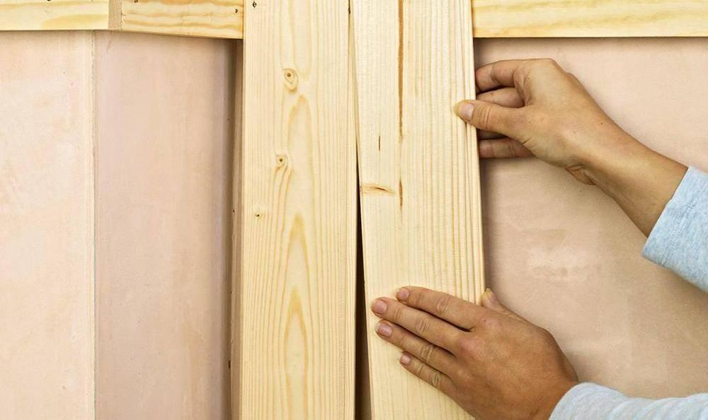 3 лучших способа для крепления вагонки к стене и потолку