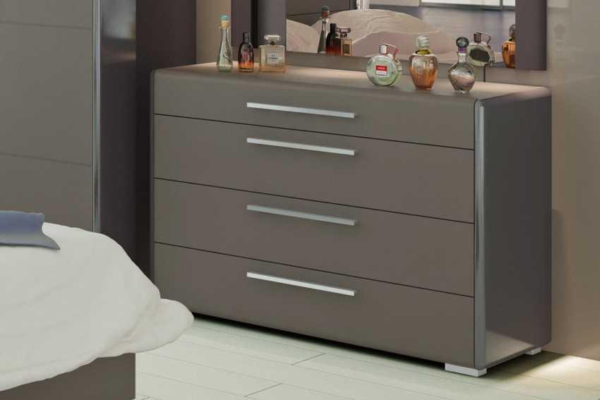 Комоды в спальню – лучшие классические и ультрасовременные варианты (115 фото)