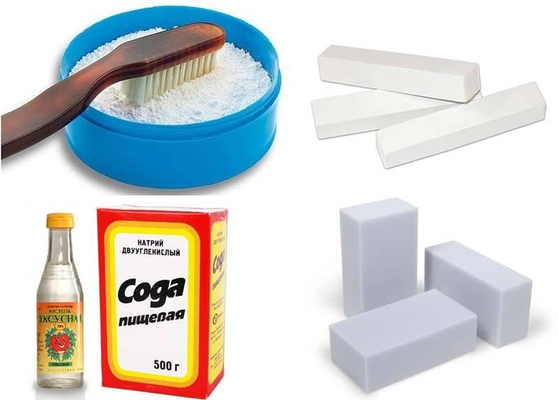 Как отбелить пожелтевший пластик?
