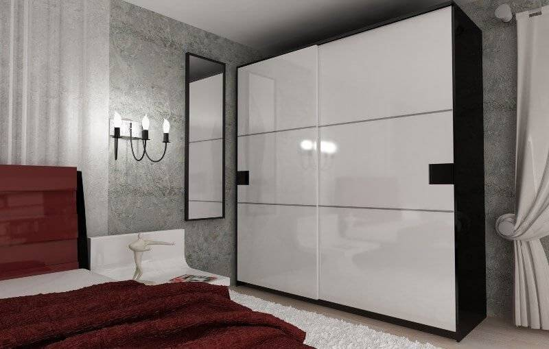 22 полезных фото-совета: выбираем белый шкаф купе в спальню