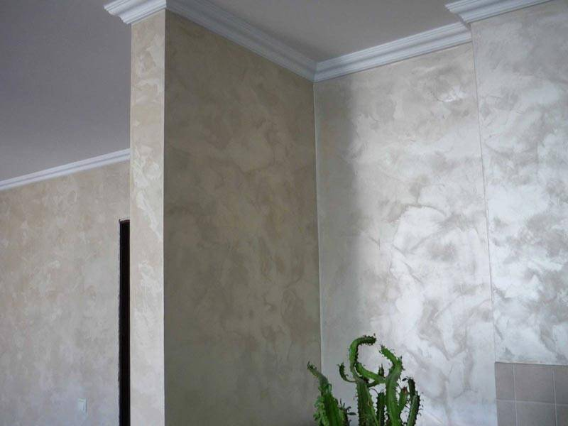 Сложности подготовки стен под декоративную штукатурку и советы