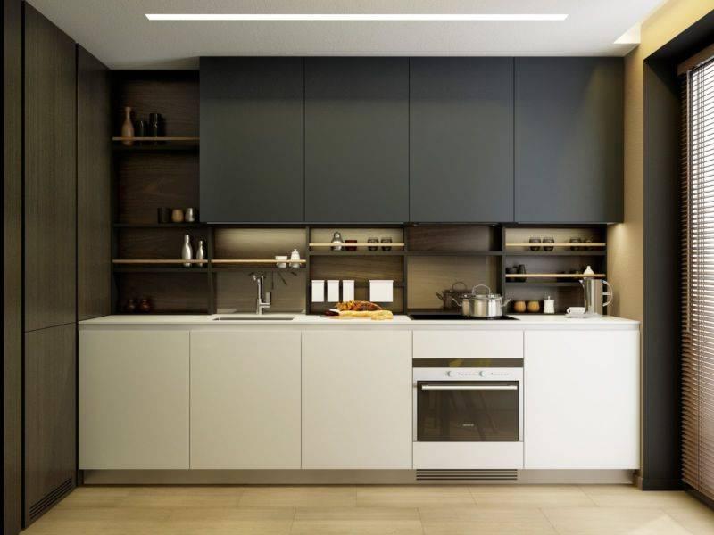 Кухня 9 кв. метров — дизайн-проект