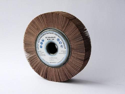 Круг лепестковый для шлифовки: их виды и применение