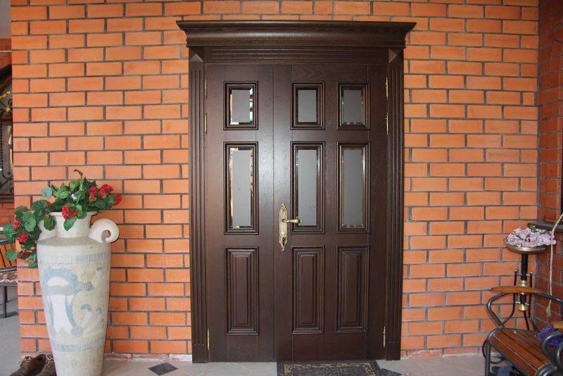 Как сделать дверь из досок в домашних условиях