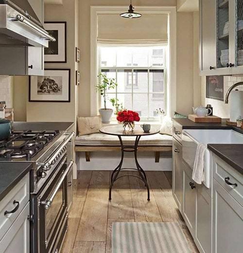 Как отделить кухню от гостиной: лучшие способы зонирования пространства (60 фото)