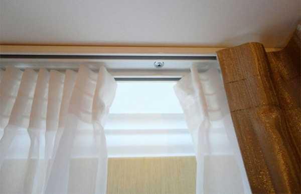 Как крепить натяжной потолок к гипсокартону?