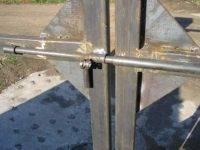 Как сделать подъемные ворота для гаража: принципы работы и монтажа