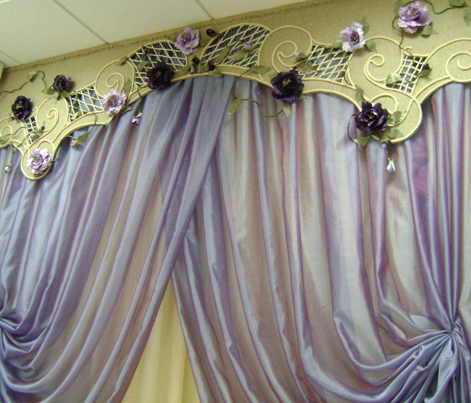 Выбираем шторы в детскую комнату — 40+ фото