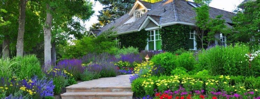 Ландшафтный дизайн дачного участка: красивые идеи оформления