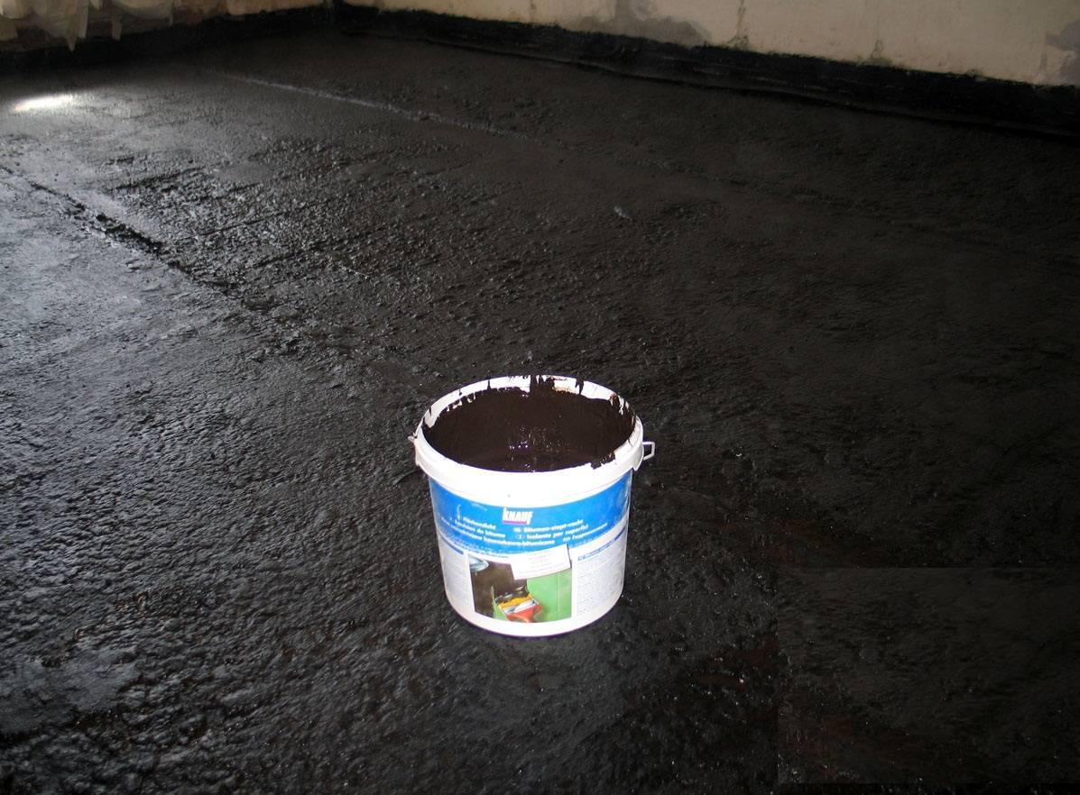 Жидкая резина для гидроизоляции— лучшая защита крыши от протечек