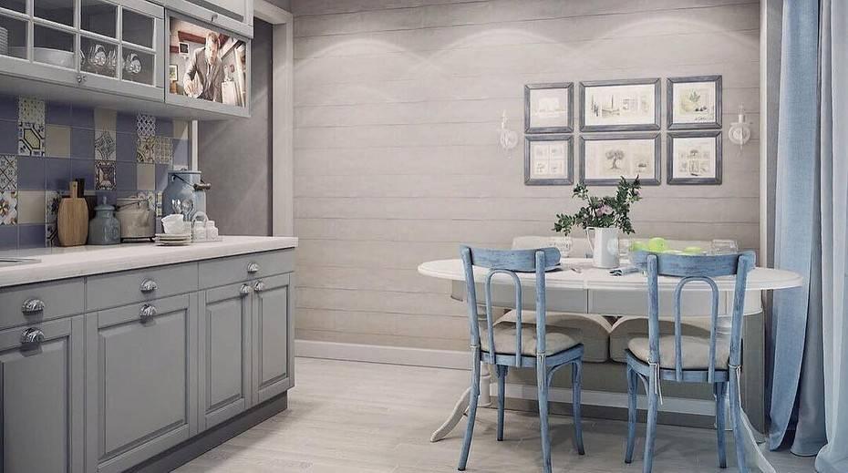 Особенности и дизайн кухонь под старину