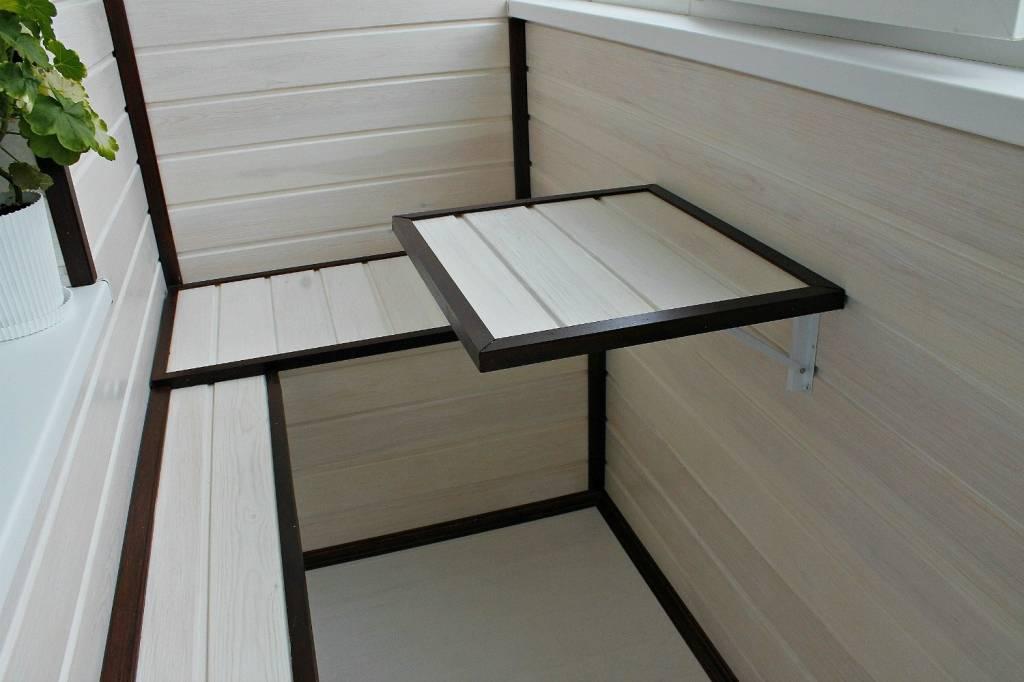 Простая инструкция о том, как сделать складной столик своими руками, который будет долго служить и приятно выглядеть