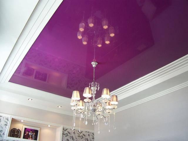 Маскировочная лента для натяжных потолков: виды вставок, фото и видео установки