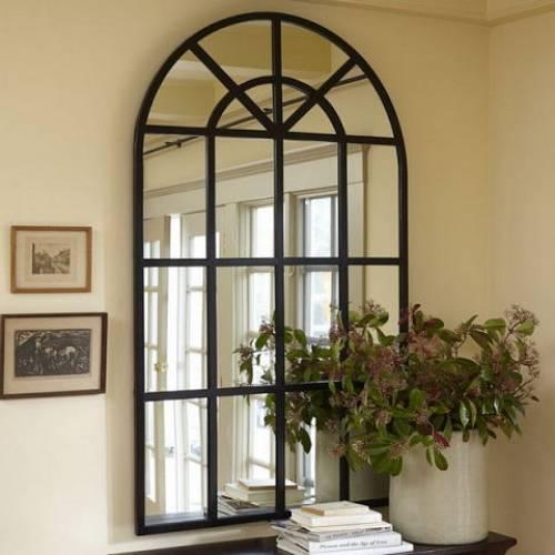Фальш-окно в интерьере: необычный декор для небольших помещений (25 фото)