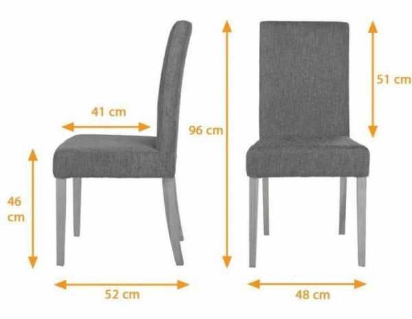Размеры барного стула: стандартные, требования гост, как выбрать