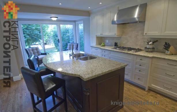Летняя кухня с террасой под одной крышей: проекты с верандой своими руками, стильная столовая с выходом на даче, дачные кухни