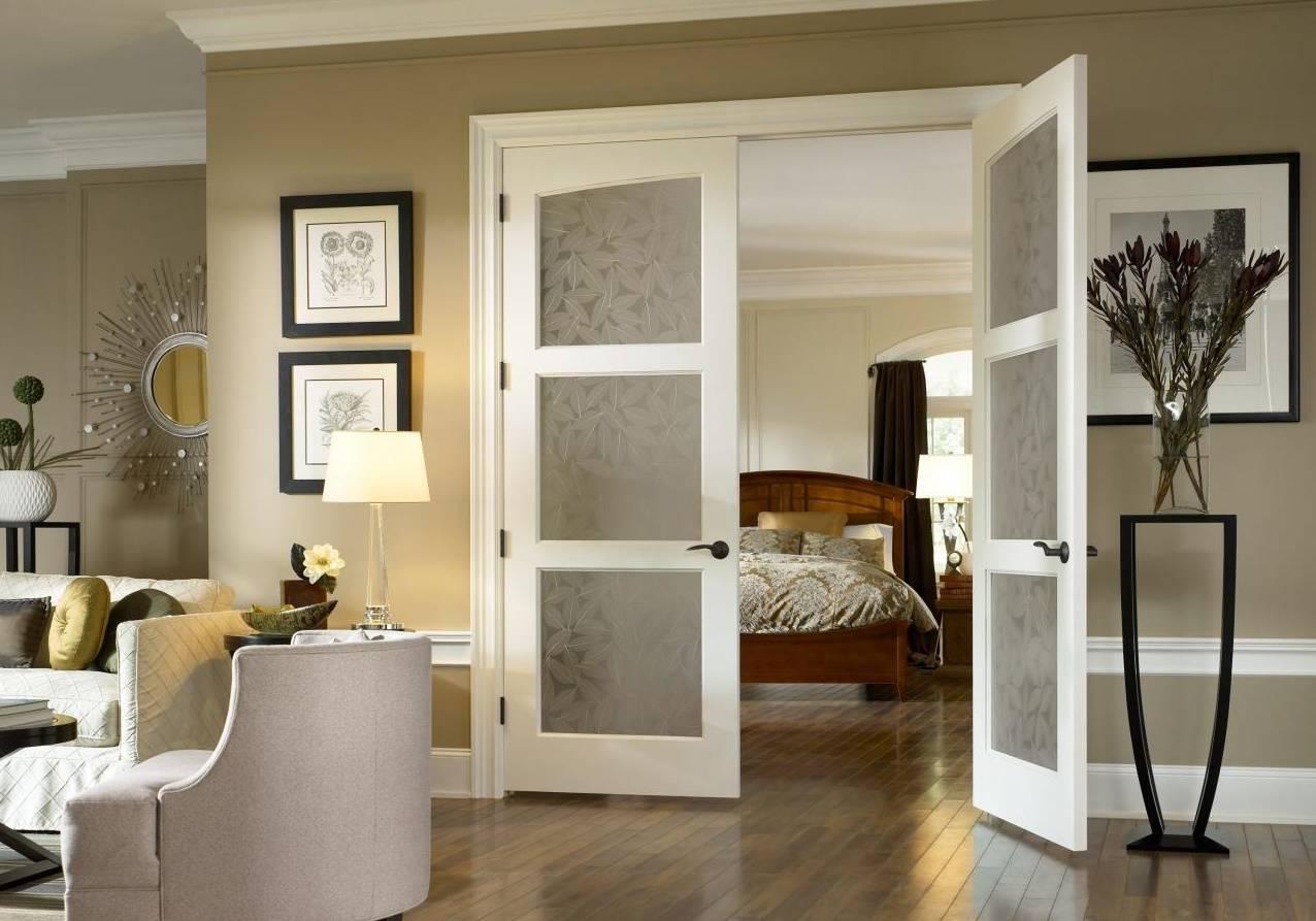 Выбор двойной межкомнатной двери