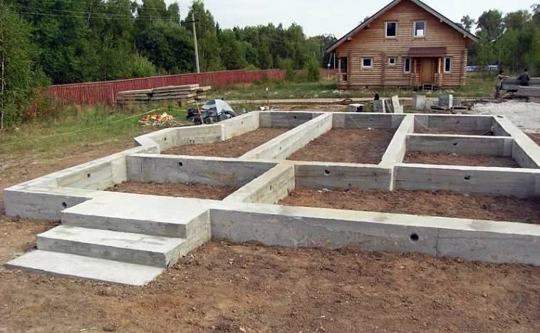 Этапы строительства частного дома от проекта до благоустройства