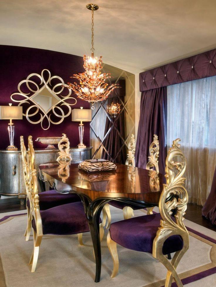 Кухня в стиле барокко: напыщенная классика и особенности стильного применения (125 фото)