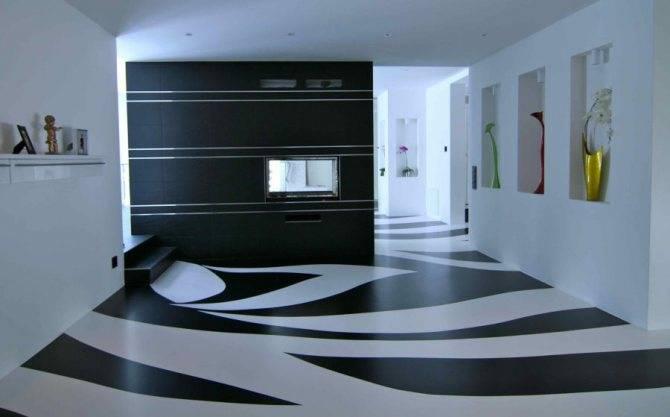 Наливной полимерный пол в квартире: плюсы и минусы технологии
