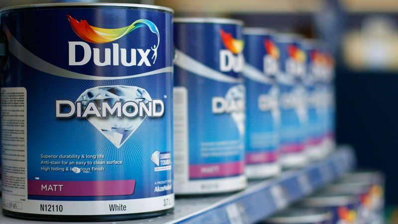Краски dulux: плюсы и минусы