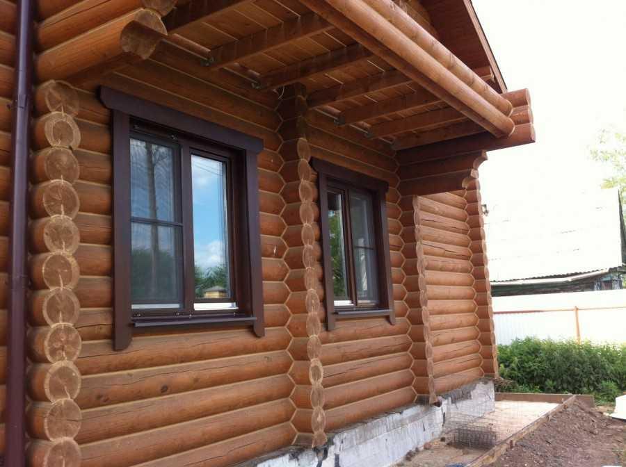 Кухня в деревянном доме: современный дизайн на даче